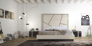 glicerio chaves dormitorios matrimonio vivarea nebra zaragoza