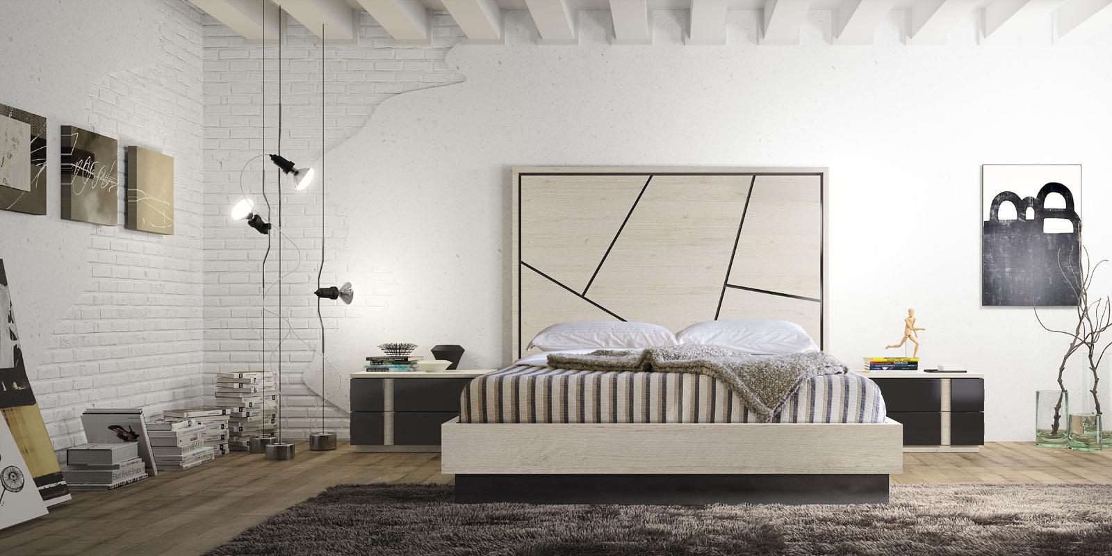 Dormitorios Modernos en Zaragoza