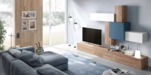 mesegue netro salones modernos vivarea nebra muebles zaragoza