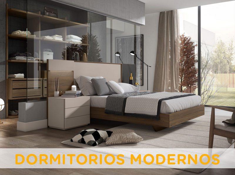 dormitorio modernos zaragoza