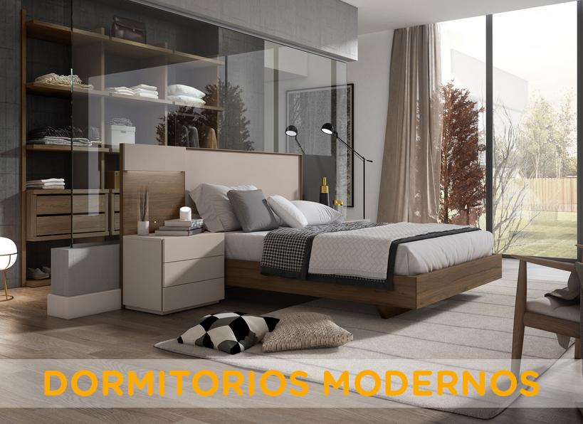dormitorios de matrimonio modernos en zaragoza
