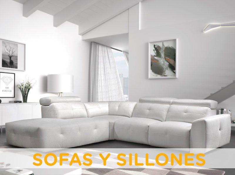 sofas y sillones en Zaragoza