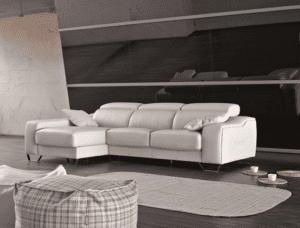 Sofa Chaiselongue en Zaragoza | Muebles Nebra VIVAREA