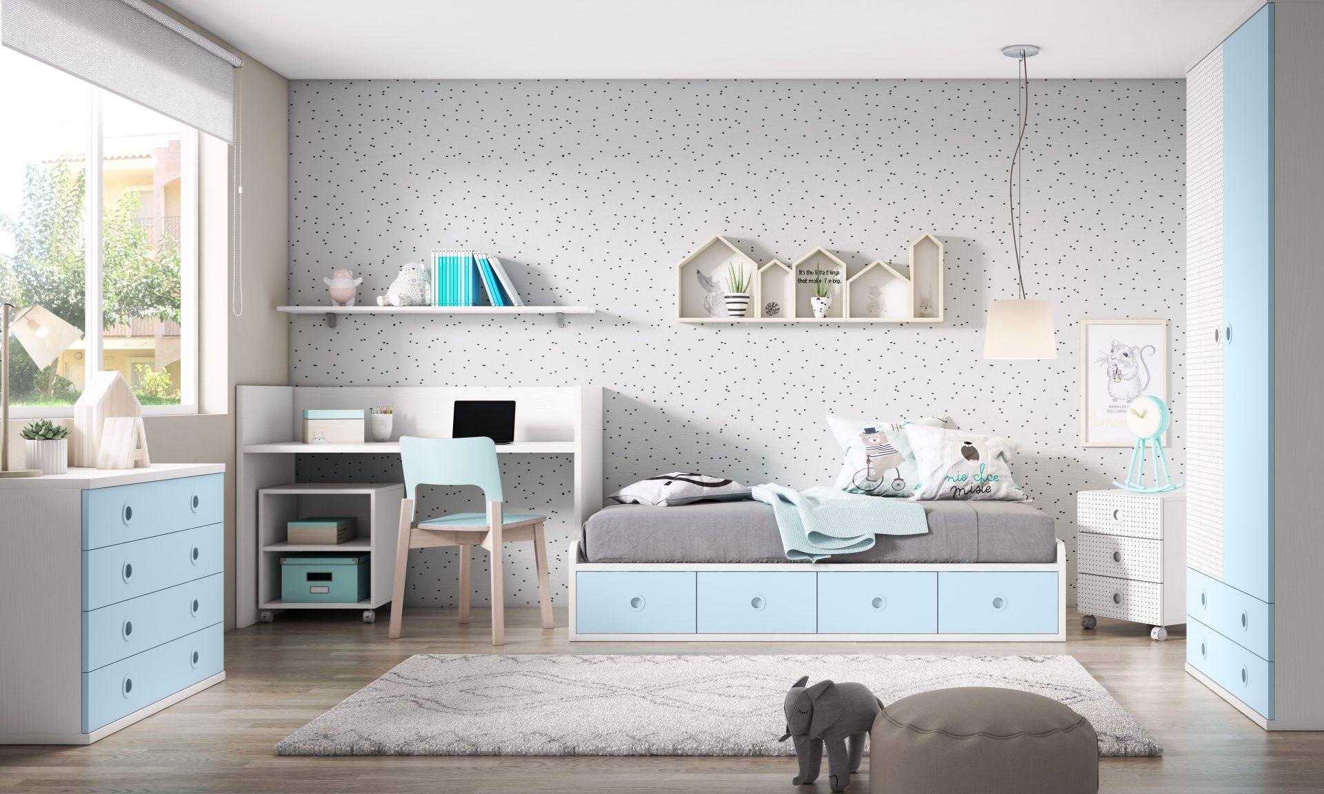 Dormitorio Juvenil en Zaragoza