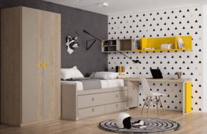 Dormitorios Juveniles en Zaragoza | Muebles Nebra
