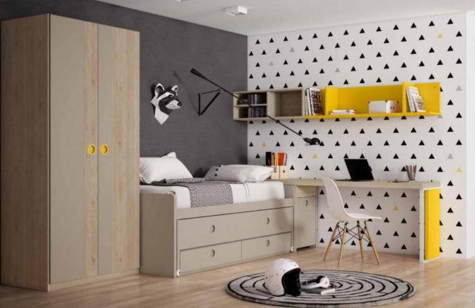 Dormitorios Juveniles Zaragoza Diseño   Muebles Nebra