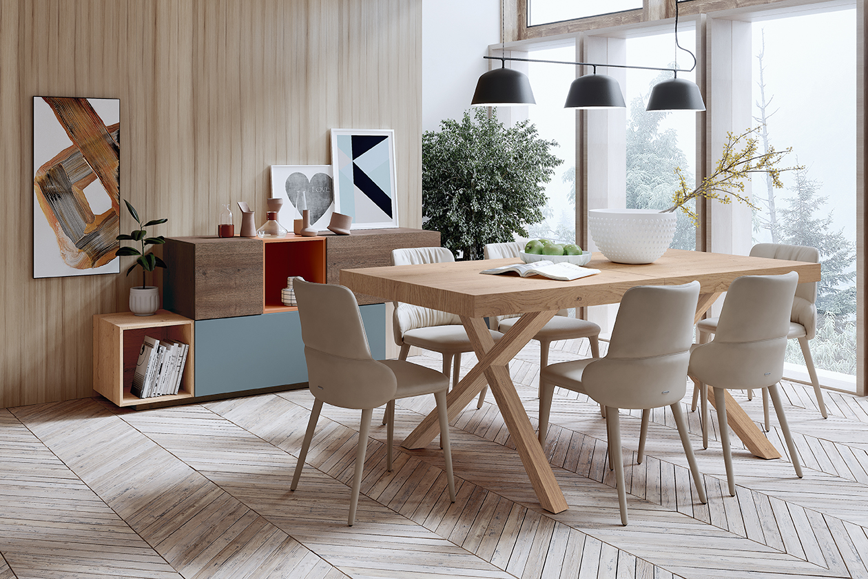 Salones Modernos Diseño en Zaragoza | Muebles Nebra | Tiendas de Muebles