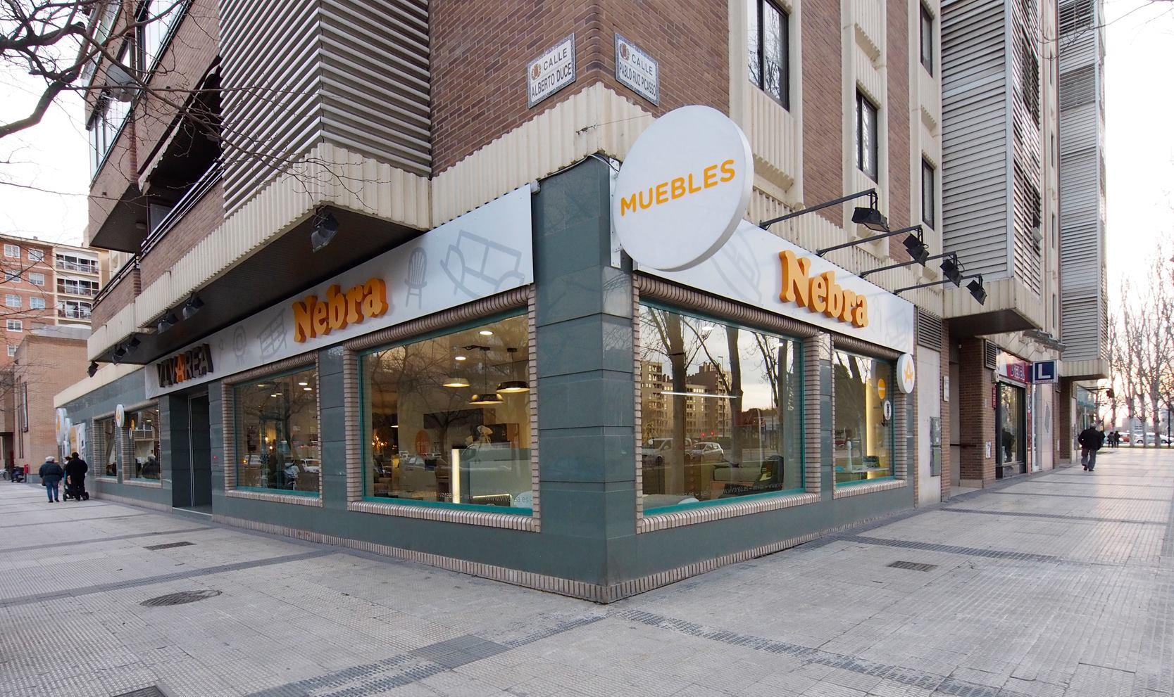 Tiendas de Muebles en Huesca | Muebles Nebra VIVAREA