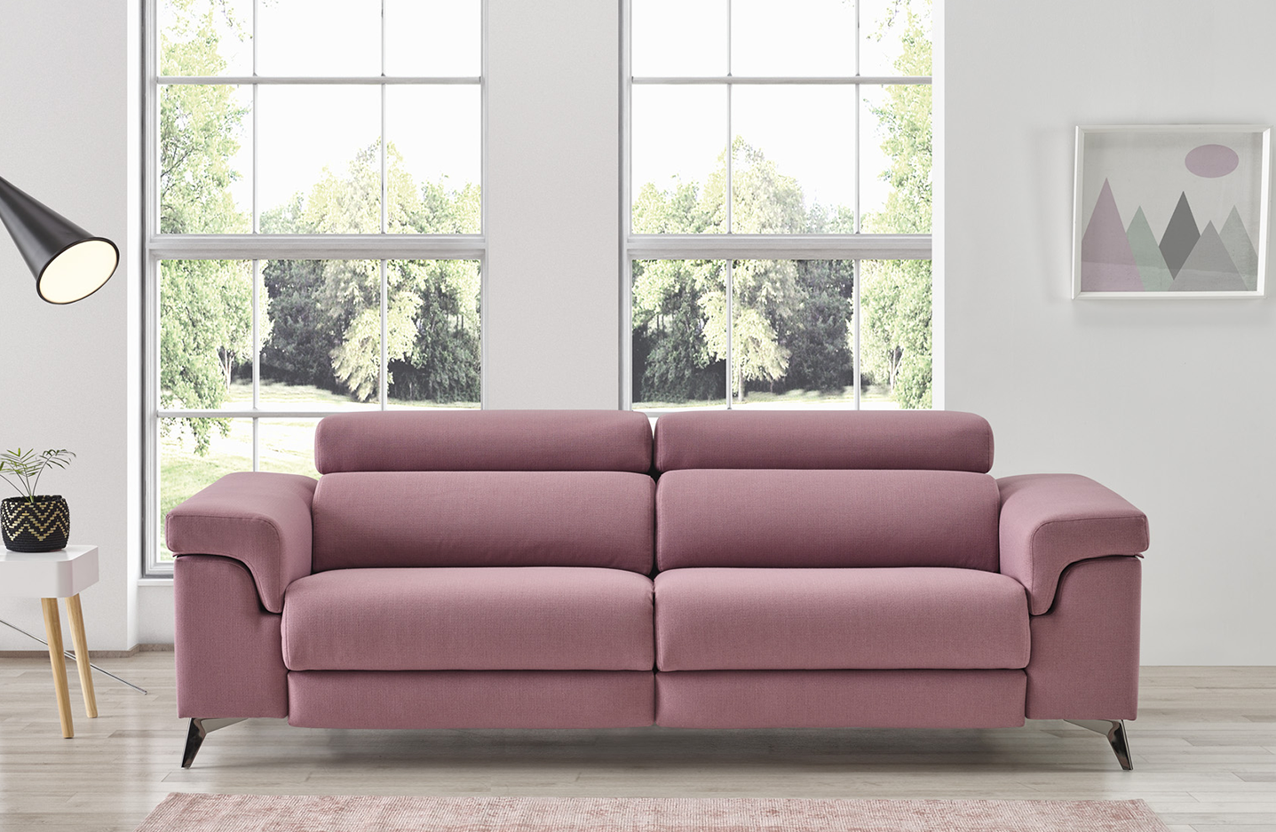 Sofas de diseño en Zaragoza | Muebles Nebra VIVAREA