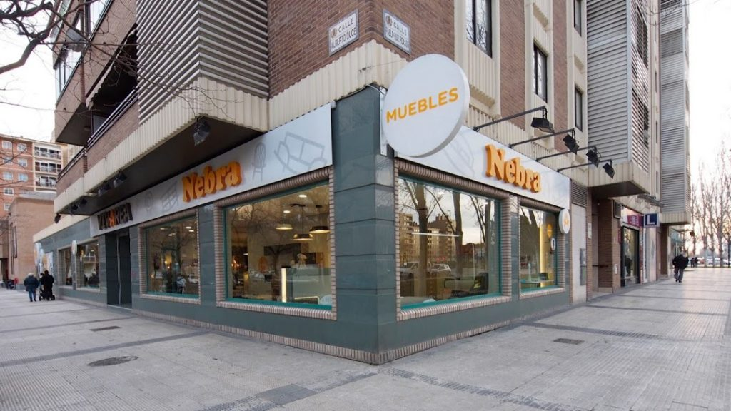 Tiendas de Muebles en Zaragoza | Muebles Nebra